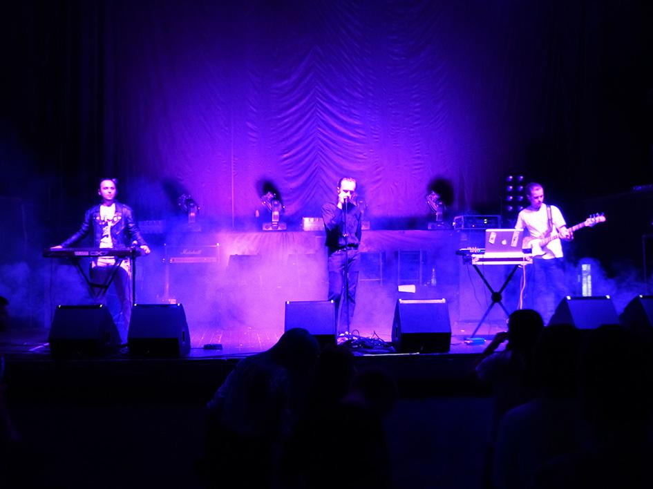 Molchat Doma Band