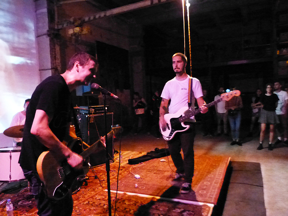 CBIHCITY band