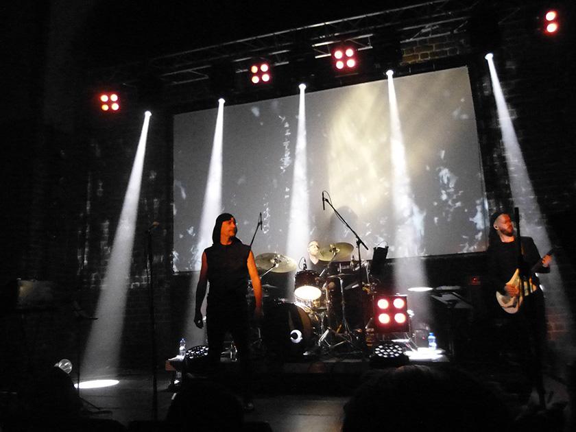 Laibach in Wrocław